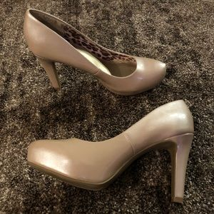 G by Guess, Nude Heels